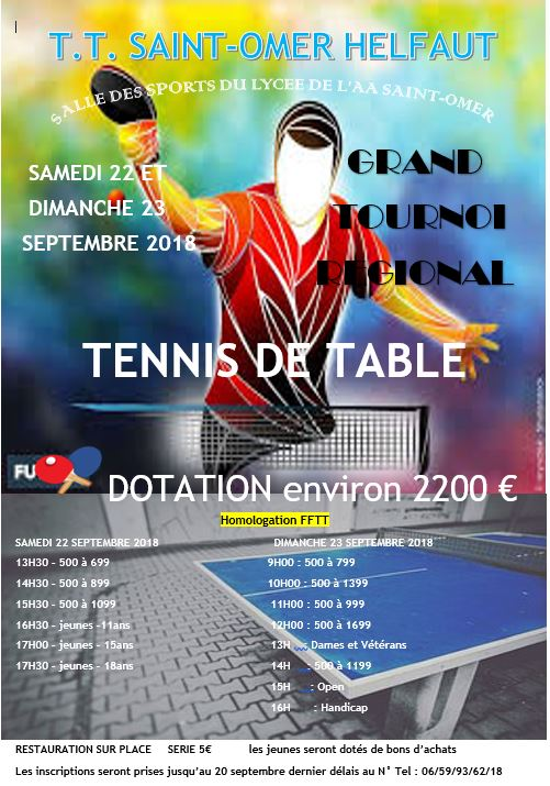 Tournoi régional de Saint-Omer Affich10
