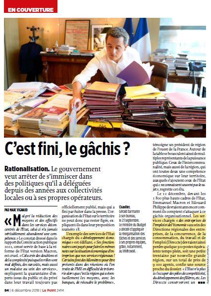 Diminution des taxes = réductions des dépenses. - Page 2 Le_poi16