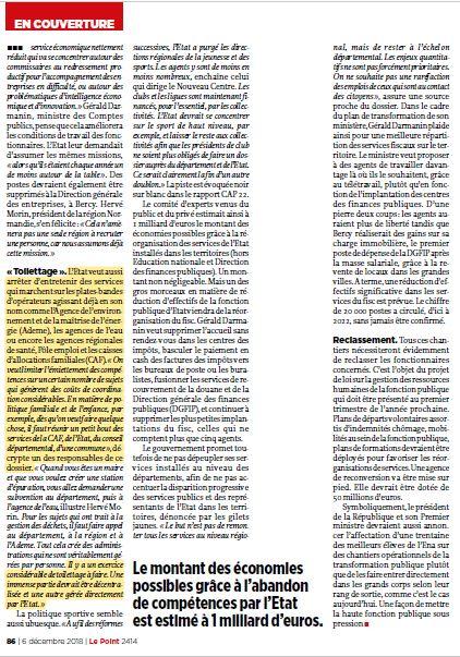 Diminution des taxes = réductions des dépenses. - Page 2 Le_poi17