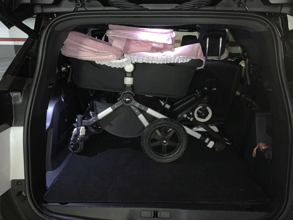 Bugaboo y maletero D7fcc710