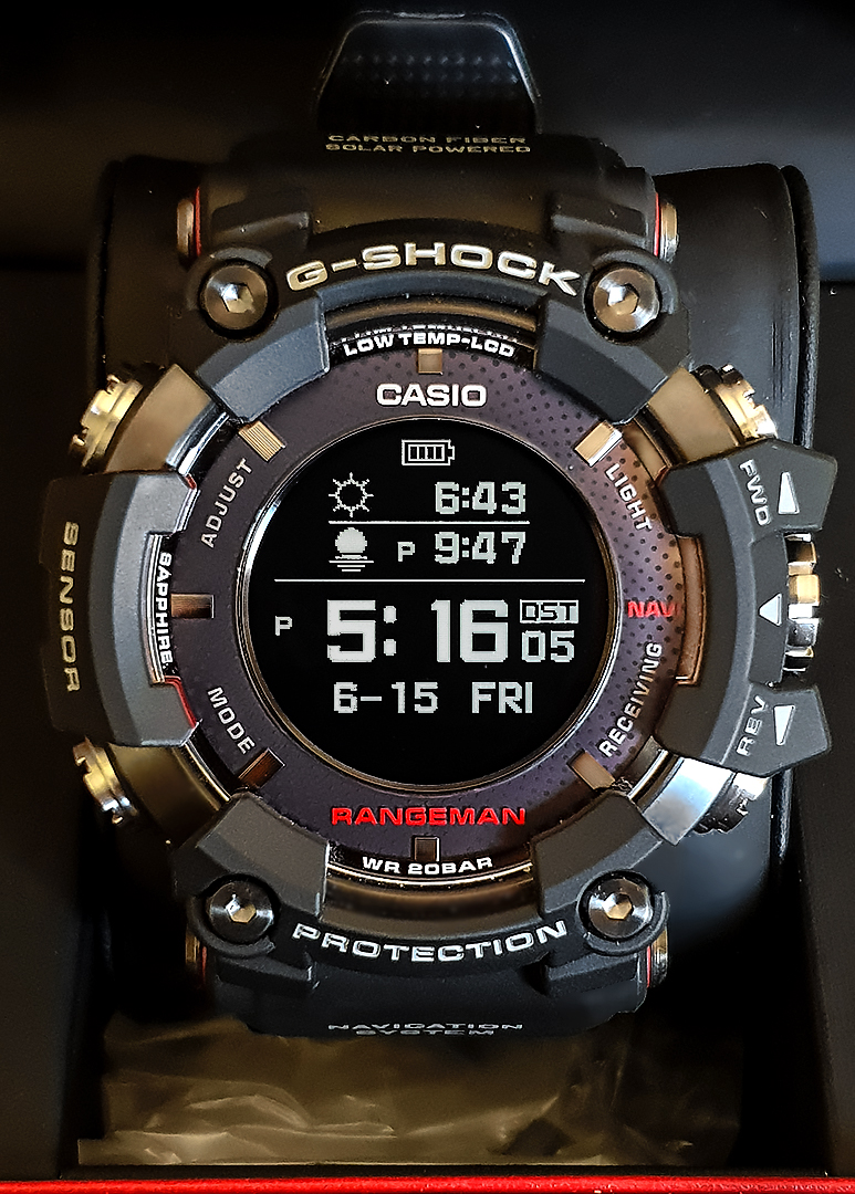 Nuevo G-Shock Rangeman (GPR-B1000-1) Range_12