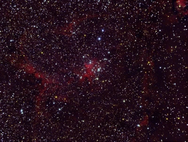Nebulosa del Corazon Nebulo10