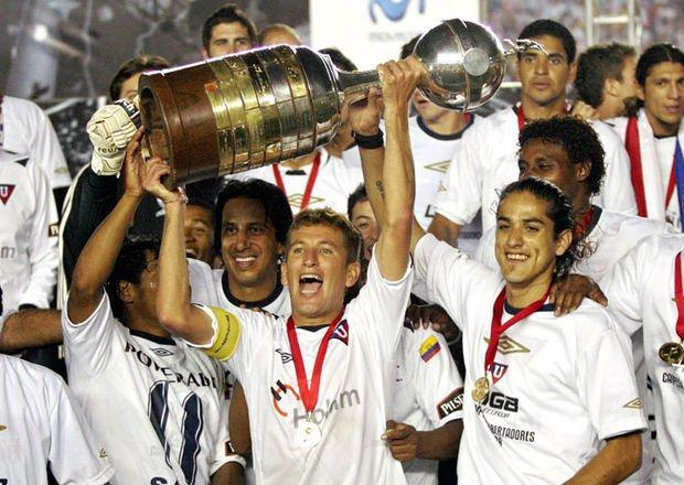 10 años de la hazaña de Liga en la Libertadores Liga10