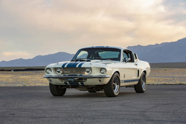 Shelby American reproduit la Ford Shelby Super Snake 1967 67ss-110