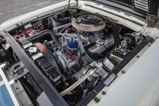 Shelby American reproduit la Ford Shelby Super Snake 1967 67ss-311