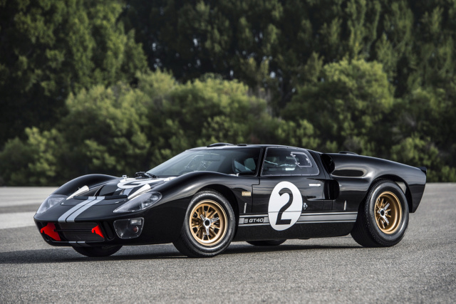 GT40 50th Anniversary  Superf10