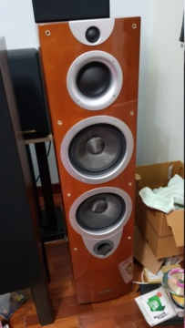 Used sonusfaber concerto domus, wharfedale opus 2, mission 773 freedom 15979210