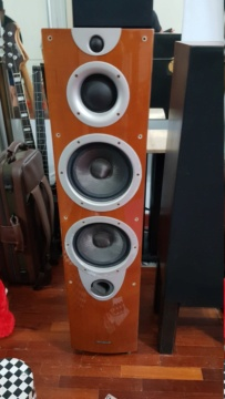 Used sonusfaber concerto domus, wharfedale opus 2, mission 773 freedom 15979211