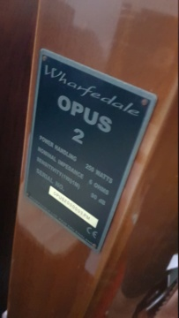 Used sonusfaber concerto domus, wharfedale opus 2, mission 773 freedom 15979213