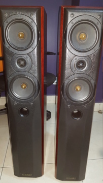 Used sonusfaber concerto domus, wharfedale opus 2, mission 773 freedom 20181015