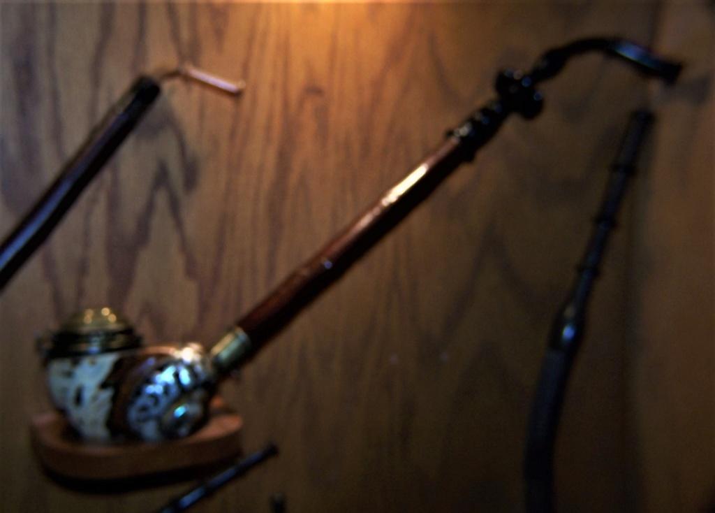 Shell Briar Pipe 100_5611