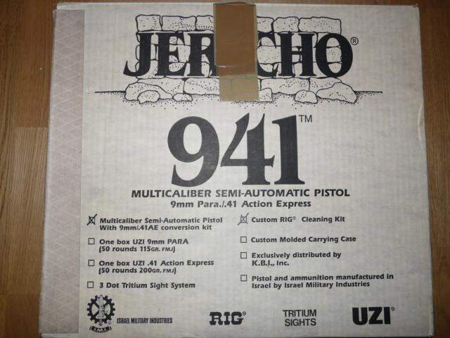 Jericho 941F multicalibre. P1090510