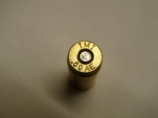 Munition 50 AE rechargées SKH avis aux spécialistes P1090514