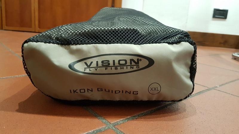 [Vendo] waders Vision Ikon Guiding nuovi taglia XXL 210