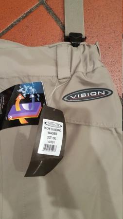 [Vendo] waders Vision Ikon Guiding nuovi taglia XXL 310