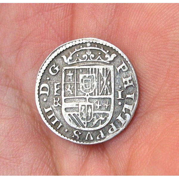 1 Real Felipe IV (1652 Segovia) Real Ingenio. Anvers13