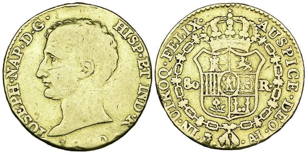 80 Reales José I. (1810 Madrid A.I) Jose_n10