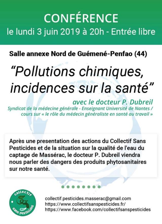 Pollution de l'eau aux pesticides 60042110