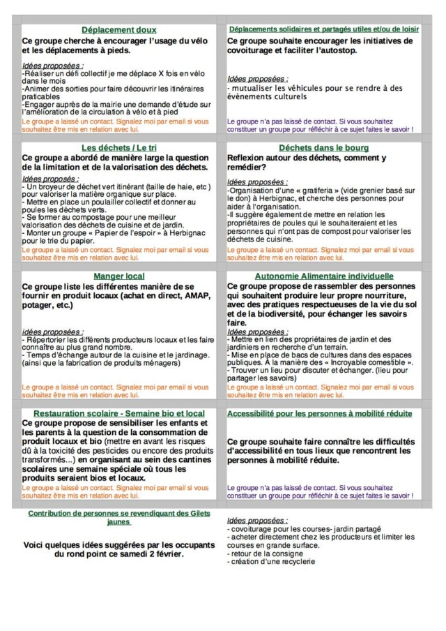 Forum Citoyen à Herbignac Reasum10