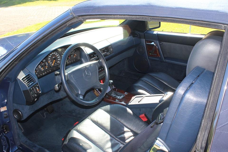 R129 - 500SL 1992/1993 - R$ 115.000,00 Img_1914