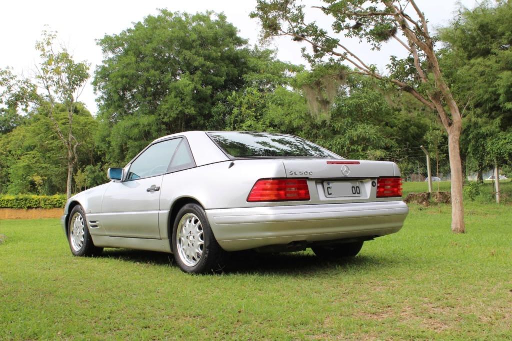R129 SL500 1997 - R$120.000,00 (VENDIDO) Img_2610
