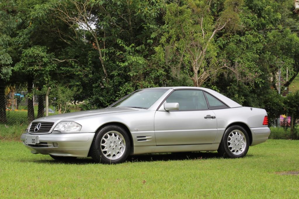 R129 SL500 1997 - R$120.000,00 (VENDIDO) Img_2611