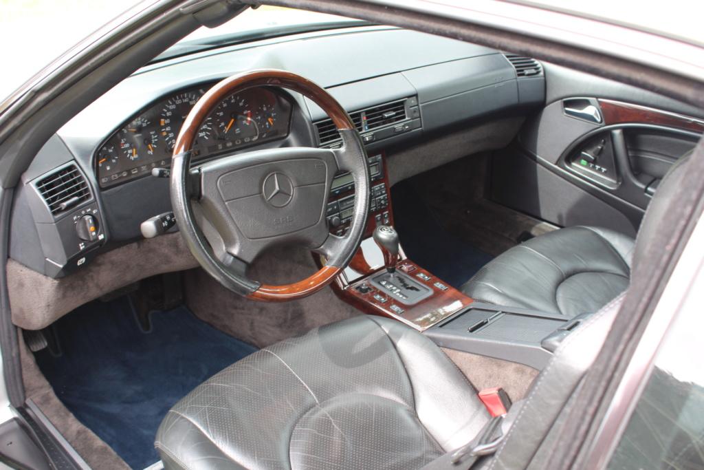 R129 SL500 1997 - R$120.000,00 (VENDIDO) Img_2613