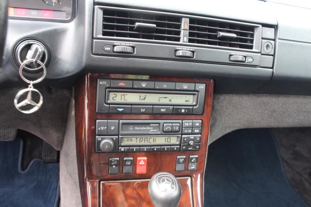 R129 SL500 1997 - R$120.000,00 (VENDIDO) Img_2615