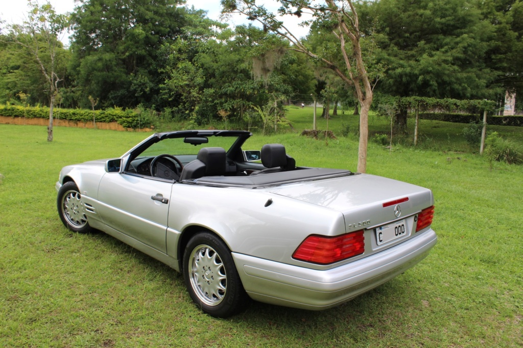 R129 SL500 1997 - R$120.000,00 (VENDIDO) Img_2620