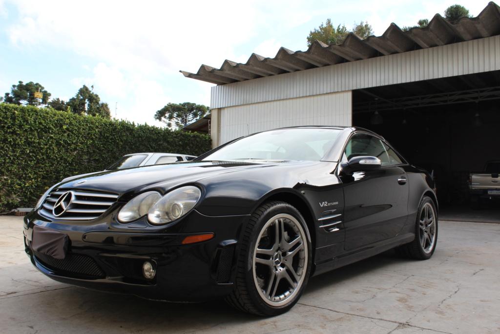 R230 SL65 AMG 2005 - R$ 370.000,00 Img_3011