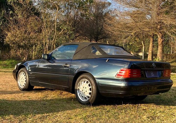 R129 - SL 600 1996 Img_9716