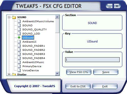 FSX.CFG EDITOR 2794-s11
