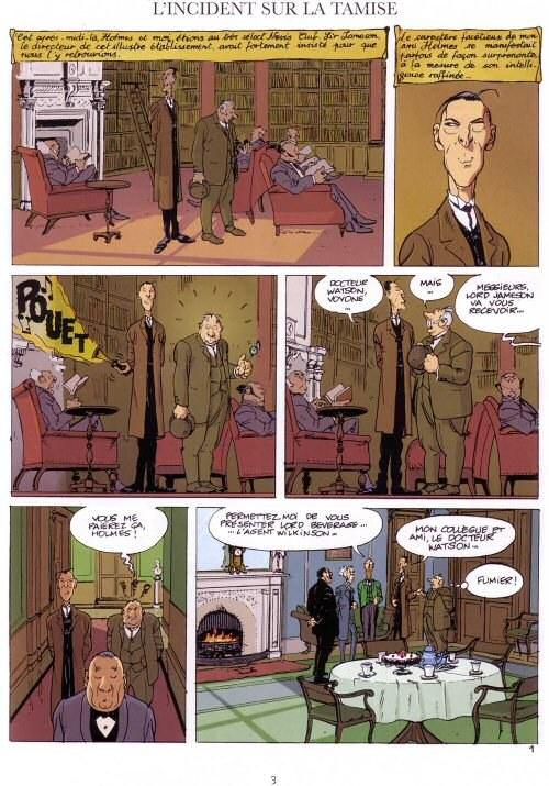 La bouffarde dans la Bande Dessinée - Page 4 Bakers12