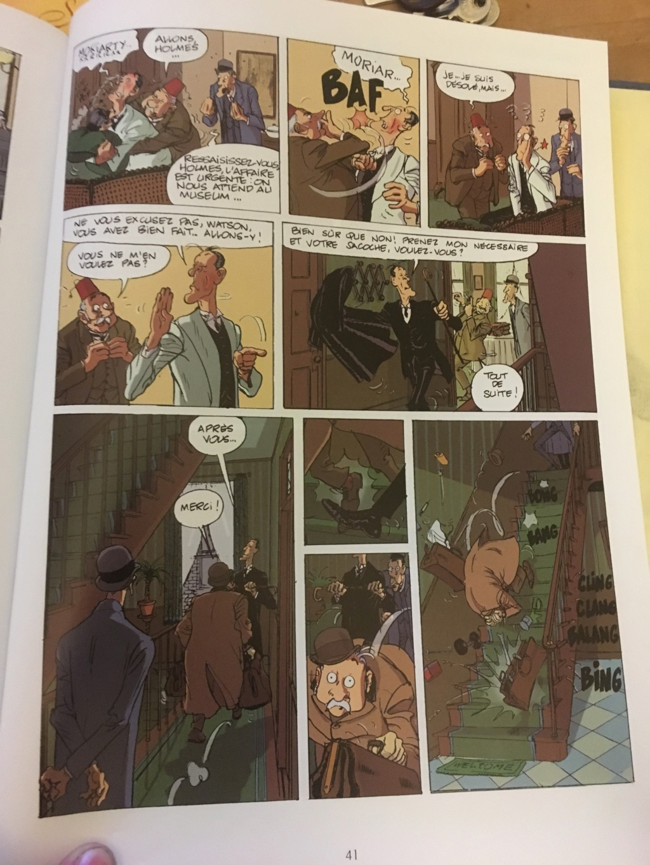 La bouffarde dans la Bande Dessinée - Page 4 Img_6112