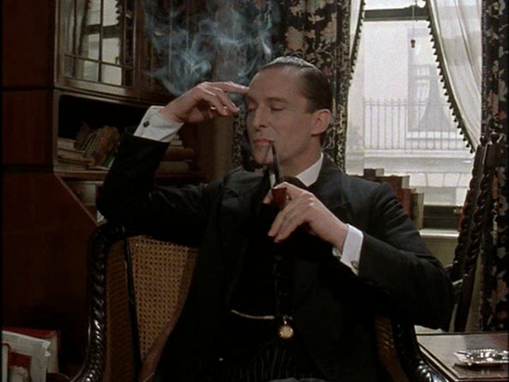 Personnages favoris historiques ou fantastiques, fumeur de pipe évidemment,  Sherlo10