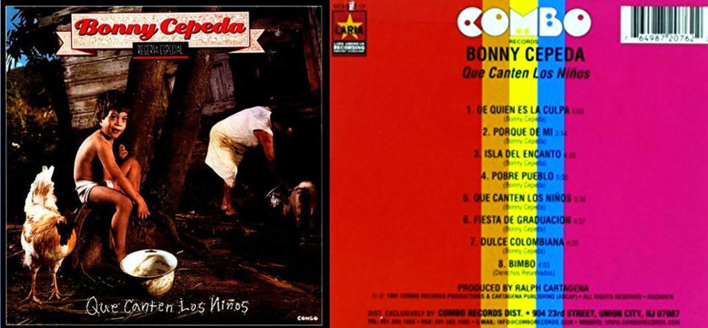 BONNY CEPEDA - QUE CANTEN LOS NIÑOS (1991) Bonny_12