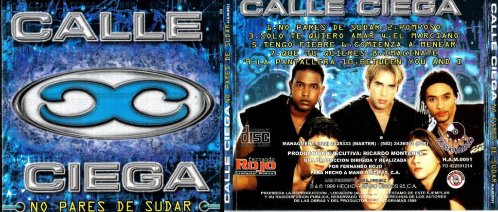 CALLE CIEGA - NO PARES DE SUDAR (1999) Calle_13