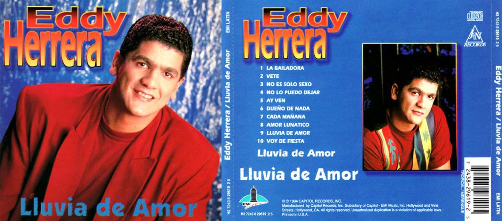 EDDY HERRERA - LLUVIA DE AMOR (1994) Eddy_h10