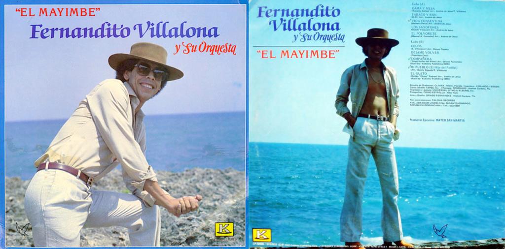 FERNANDITO VILLALONA - EL MAYIMBE (1982)  Fernan10