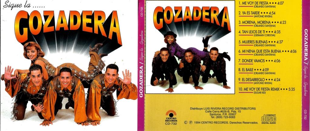 GOZADERA - SIGUE LA GOZADERA (1994) Gozade10