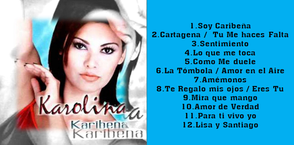 KAROLINA - KARIBEÑA (2000) Karoli11