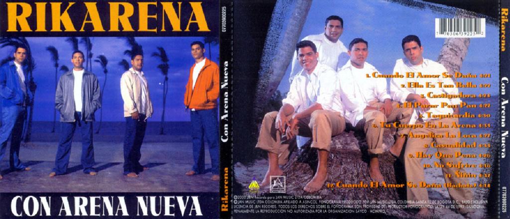 RIKARENA - CON ARENA NUEVA (2000) Rikare11