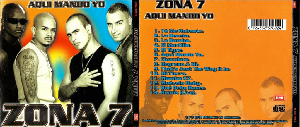 ZONA 7 - AQUI MANDO YO (2000) Zona_710
