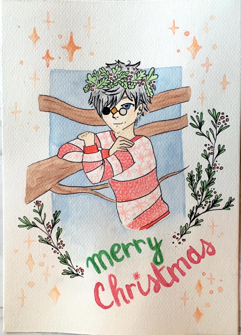 Les cadeaux du Secret Santa Christ10