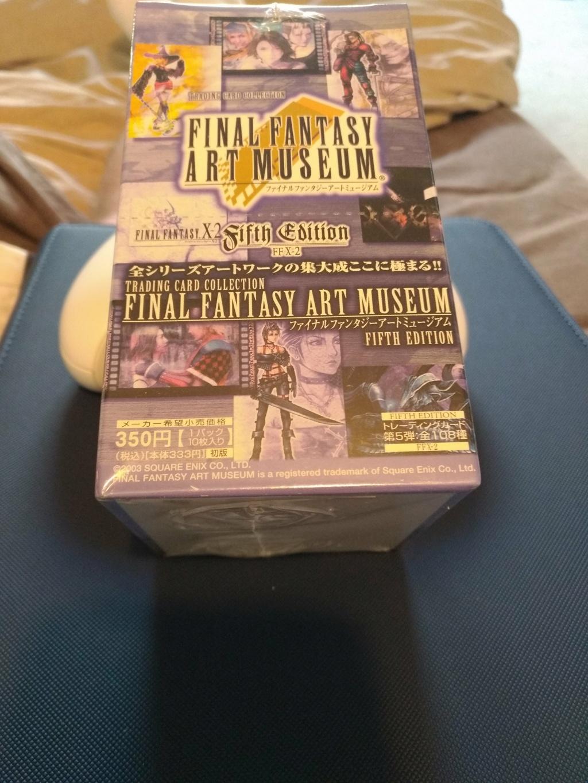 [VDS] Boîte de cartes FF Art museum - Page 3 Img_2148