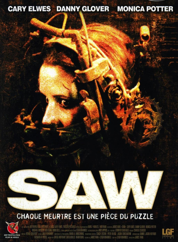 Votre top10 des films d'horreur Saw10