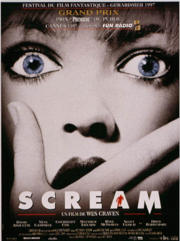 Votre top10 des films d'horreur Scream10