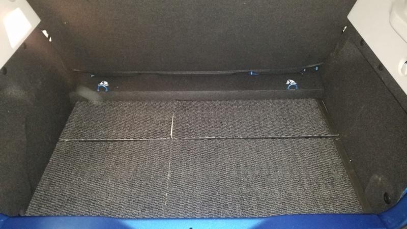 Rangement des câbles : Fabrication d'un double fond de coffre - Page 10 212