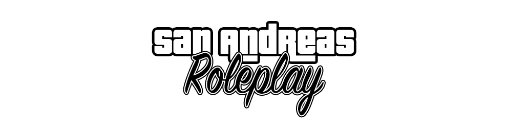 San Andreas Roleplay [BETA]