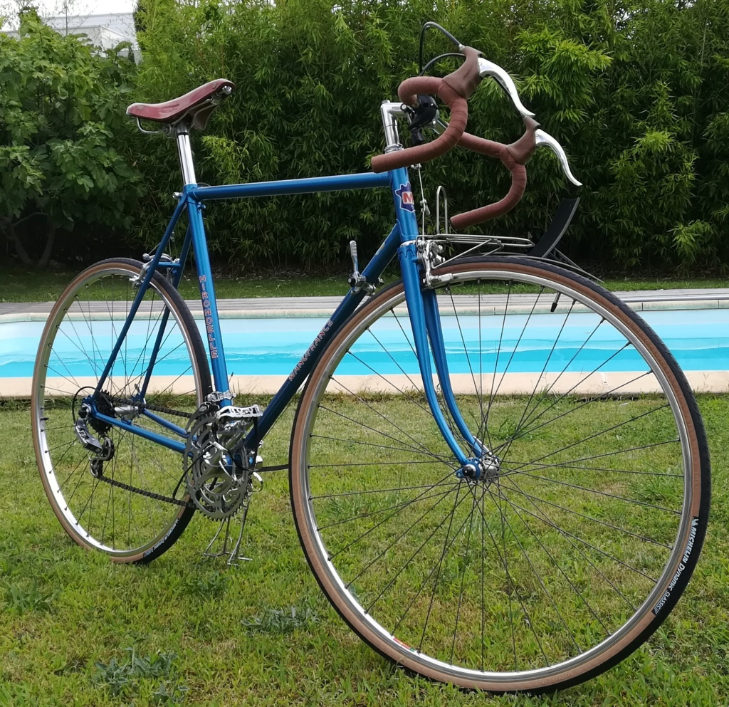 "Manufrance Hirondelle ""course 10 vitesses"" 1977 Termin10"